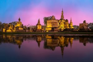 Thailandia e Cambogia