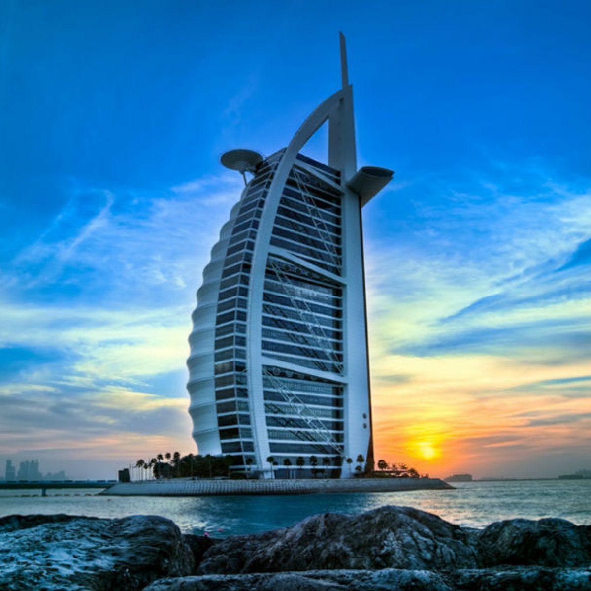 hote-di-lusso-Burj-Al-Arab-Dubai
